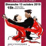 thé dansant 13 Octobre 2019 Béziers